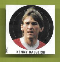 Liverpool Kenny Dalglish (VB)